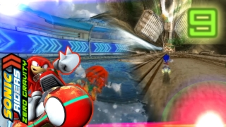 Gleitender Start, hartes Ende || Let's Play Sonic Riders Zero Gravity #9