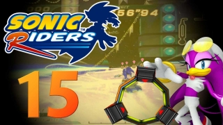 Let's Play Sonic Riders [PC] Part 15 - Wave's Missionen beendet