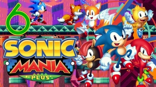 SONIC MANIA PLUS (Blind/60fps) #6 Yee Ha, Cowboy!