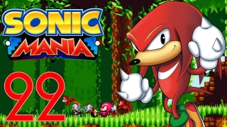 SONIC MANIA (60fps/Blind) #22 Knuckles boxt sich wieder durch
