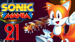 SONIC MANIA (60fps/Blind) #21 Das Ende der Tails Story