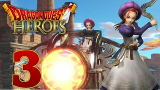 S´DRAGON QUEST HEROES German (Blind/60fps) #3 Auf nach Ingenua