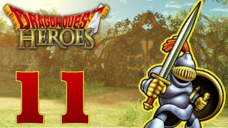 DRAGON QUEST HEROES German (Blind/60fps) #11 Die Stadt der Elben