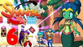 SHANTAE HALF GENIE HERO (Blind/60fps/100%) #6 Blobfischkinder & Alligatorsteaks für Tickets