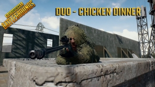 EIN SCHUSS EIN KILL! - Duo Chicken DInner - 9 Kills (Playerunknowns Battlegrounds)