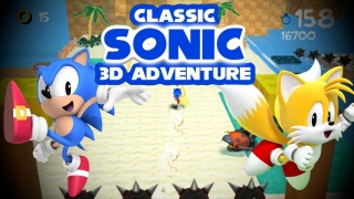 Classic Sonic 3D Adventure - Review