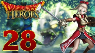 DRAGON QUEST HEROES German (Blind/60fps) #28 Lucians Prüfung