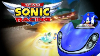 Team Sonic Racing Revealed