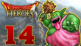 Dragon Quest Heroes German (Blind/60fps) #14 Die Zwergenfeste unter den Bergen