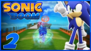 Alle Level durchgespielt || Let's Play Sonic Boom (Sonic Dash-Fangame) #2