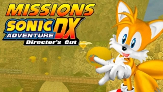 Sonic Adventure DX - Alle Missionen - Tails
