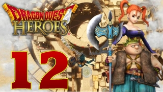 Dragon Quest Heroes German (Blind/60fps) #12 Der Teleportationszauber