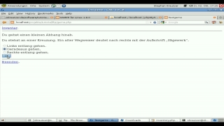 Code-Review Browsergame-Technologie: Text-Browsergames mit PHP