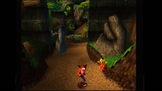Lets Play Crash Bandicoot [German] (100% Challenge) Part 1