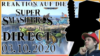 reaktion auf die super smash bros. ultimate direct vom 03.10.2020