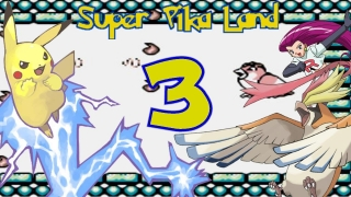 Let's Play Super Pika Land German Part 3 Showdown VS Mega Tauboss (Ende)