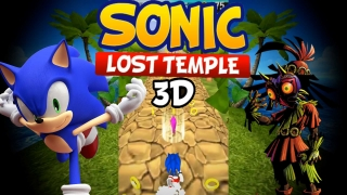 Sonic Lost Temple 3D - Review
