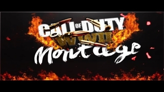 COD WW2 SNIPER MONTAGE ( w/ Red_Ghost3215 & Clexy )