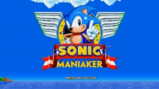 Sonic Maniaker - Create your own Sonic Mania Levels