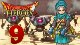 DRAGON QUEST HEROES German (Blind/60fps) #9 Bosskampf gegen die Killermaschinenen