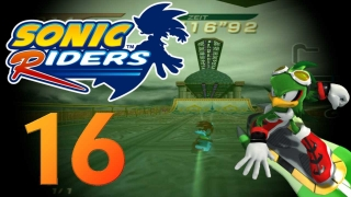 Let's Play Sonic Riders [PC] Part 16 - Jet will es wissen
