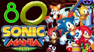 SONIC MANIA PLUS (Blind/60fps) #8 Special Stage Ringe in Massen