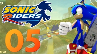 Let's Play Sonic Riders Part 5 - Sieg beim Helden-Cup