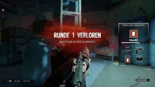 Dummes Zeug in Rainbow Six.