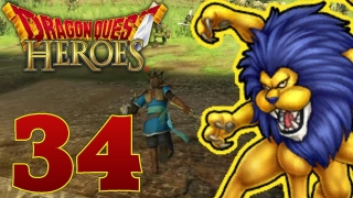 DRAGON QUEST HEROES German (Blind/60fps) #34 Outfit Offensive & Machtprobe Unheilie Horde