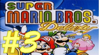 Let's Play Super Mario Bros. Deluxe German Part 3 Es wird immer heftiger