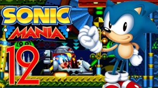 SONIC MANIA (60fps/Blind) #12 Die finale Stage Titanic Monarch