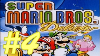 Let´s Play Super Mario Bros  Deluxe German Part 4 Peach gerettet (Ende)