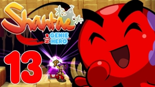 SHANTAE HALF GENIE HERO (Blind/60fps/100%) #13 Backtracking für die 100%