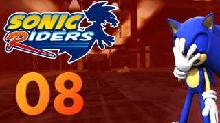 Let's Play Sonic Riders [PC] Part 8 - Die fails eines Sukiru