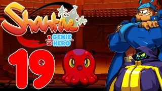 SHANTAE HALF GENIE HERO (Blind/60fps/100%) #19 VS Ammo, Squid & Hypno Baron