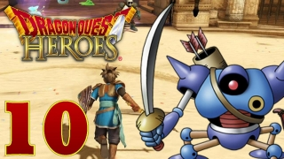 Dragon Quest Heroes German (Blind/60fps) #10 Bar jeder Hoffnung